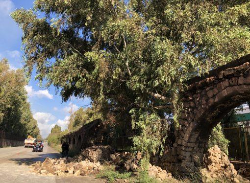 I Verdi di Taranto a Mittal: giù le mani dall'Acquedotto Romano
