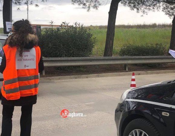 Ieri traffico in tilt nei pressi dell'hub: importante comunicazione Asl Taranto  per le seconde dosi