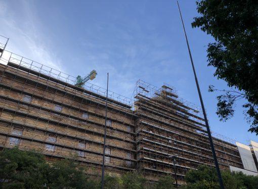 Palazzo degli Uffici, ecco chi firmerà il progetto di recupero e adeguamento funzionale