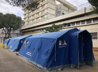 Covid, 7 decessi negli ospedali della provincia di Taranto