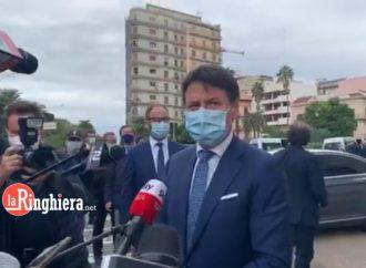 """Conte inaugura a Taranto la sede di Medicina. """"Il San Cataldo come il ponte di Genova, facciamo presto!"""""""