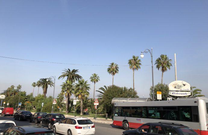 L'Amat avvisa i tarantini: chi ostruisce il passaggio dei bus sarà denunciato