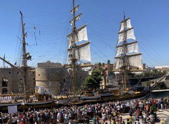 Buon compleanno nave Vespucci
