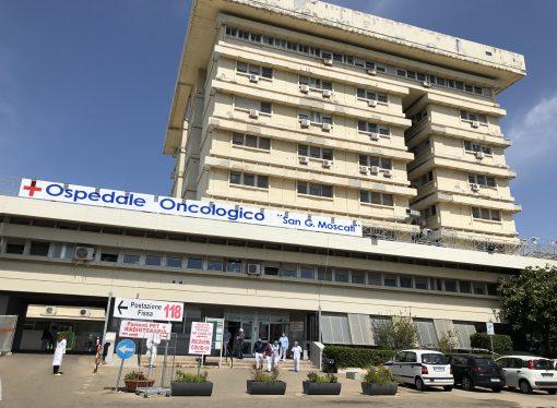 Taranto, chiude Pneumologia Covid dopo le dimissioni di oggi al Moscati