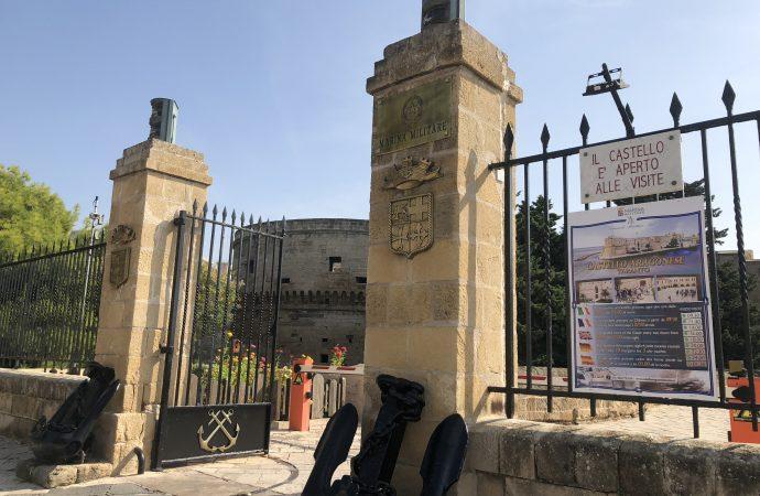 Taranto, boom di visitatori al Castello Aragonese