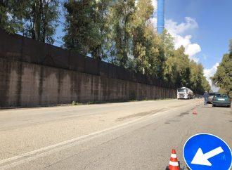 Taranto-Statte, primi interventi per la messa in sicurezza