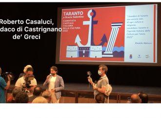 Capitale della Cultura 2022, Taranto e la Grecìa salentina ci provano insieme