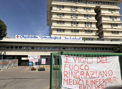 Taranto, il reparto di Ematologia torna al Moscati