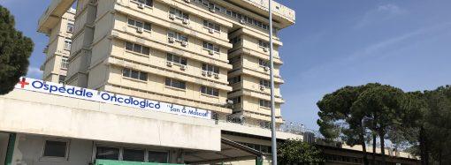Ospedale Moscati, aggiornamento sui ricoveri covid