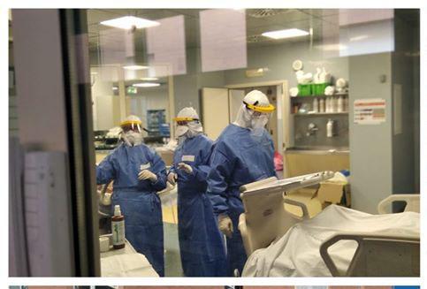 Puglia, tampone negativo per  il primo paziente sottoposto all'infusione di plasma iperimmune