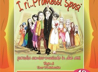 Domani al Tarentum i Ri…promessi sposi