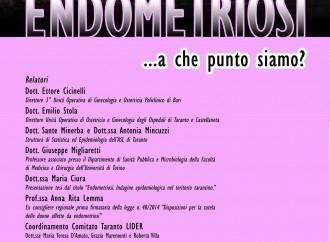 Endometriosi, Taranto Lider non molla e convoca tutti a Massafra