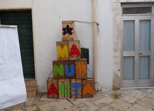 Cooperativa kismet bari la ringhiera for Piani artistici per artigiani con suite di artisti