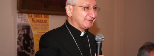 Referendum 17 aprile, monsignor Santoro annuncia il suo voto