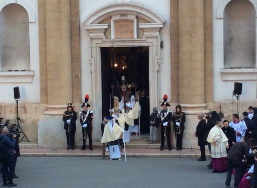 """Settimana Santa Taranto, la """"Troccola"""" scandisce il ritmo dei Misteri"""