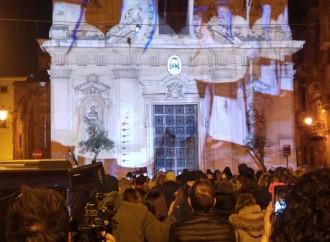 Taranto, il Duomo mai visto così