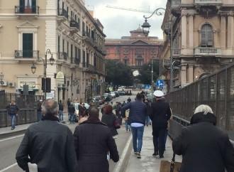 Taranto città chiusa, automobilisti esasperati!