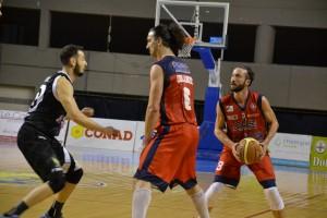 Circosta in azione - Cus Jonico Taranto