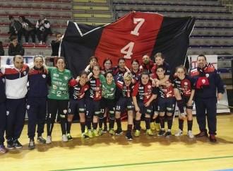 Calcio a 5 femminile, spareggio promozione in A per la Corim Taranto