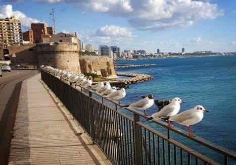 Un'idea vincente per Taranto, ecco il concorso internazionale