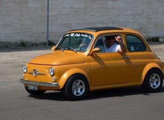 """Taranto """"invasa"""" dalle Fiat 500"""