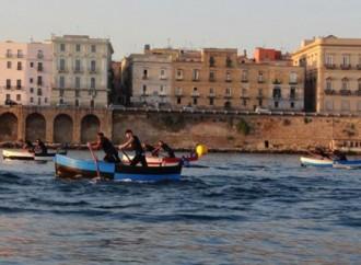 Torna il Palio di Taranto nelle acque del Canale Navigabile