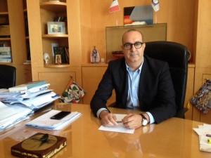 Sergio Prete (Autorità portuale Taranto)
