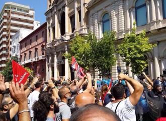 Renzi-Ilva, c'è chi dice no!, Il breve film della contestazione
