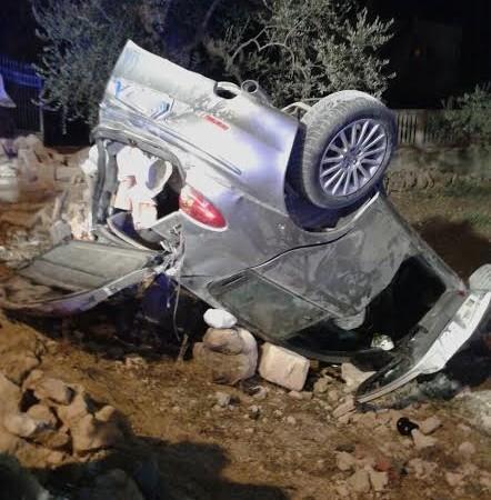Incidente in provincia di Taranto. Morti 2 giovani, altri 2 in fin di vita. Arrestato il conducente
