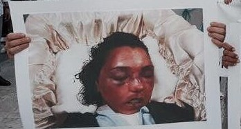 Massacrata e uccisa, le foto shock di Federica 'per non dimenticare'