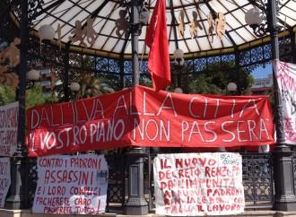 Dal rione Tamburi i veri Ori di Taranto per Renzi
