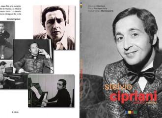Stelvio Cipriani, venerdì il libro…. in attesa del grande concerto