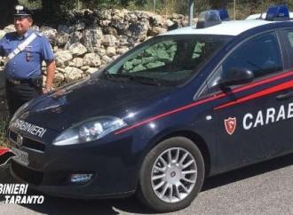 Spaccio di droga in Valle d'Itria, tre arresti dei carabinieri