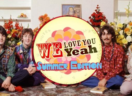 """Torna """"We Love You Yeah"""", la Beatles Summer di Ferragosto"""
