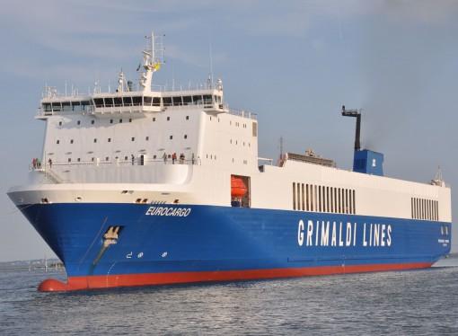 Porto di Taranto,arrivano le navi ro-ro