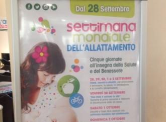 """Taranto, alla """"Mongolfiera"""" il flash mob sull'allattamento"""