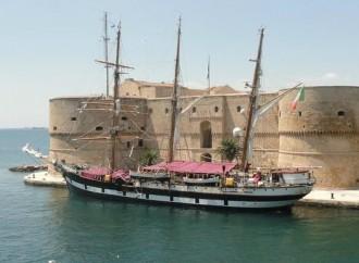 """Taranto, torna il Palinuro. Ecco giorni e orari di apertura al pubblico <span class=""""dashicons dashicons-calendar""""></span>"""