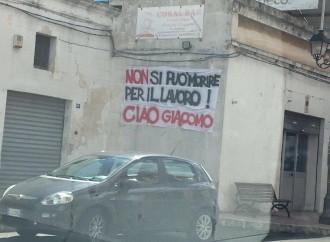 Il vescovo ai funerali di Giacomo Campo: Taranto non ne può più!