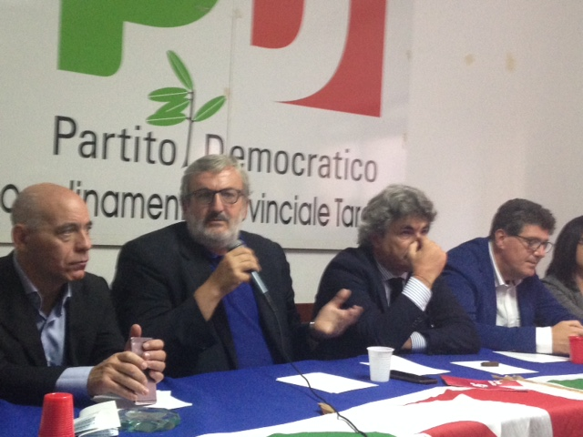 Ilva, Emiliano: Galletti a Taranto? Non sono stato invitato