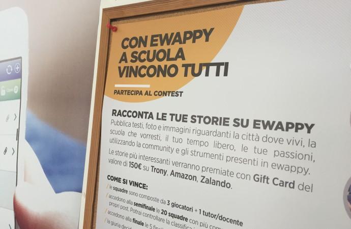 EWappy, il social che parte da Taranto per diventare globale