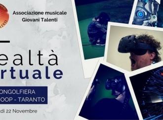 Taranto, il mondo virtuale diventa… realtà
