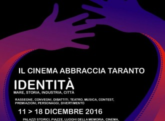 Taranto, una settimana dedicata al cinema