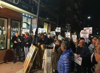 Taranto, esplode la protesta dei commercianti