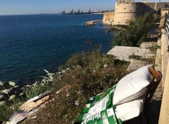 Lungomare di Taranto, camera con vista