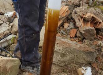 Accade a Taranto (o giù di lì): idrocarburi nell'acqua dei pozzi