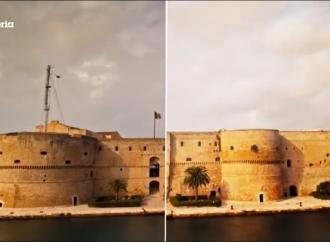 Rai Storia, Taranto in prima serata