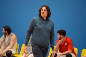 Stefano Mineo, coach santa Rita Basket Taranto