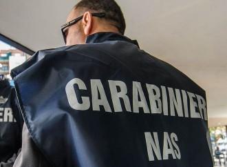 Taranto, controlli di Asl e Nas. Chiuso ristorante