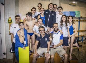 Nuoto, Mediterraneo Taranto seconda in Puglia tra gli Esordienti A