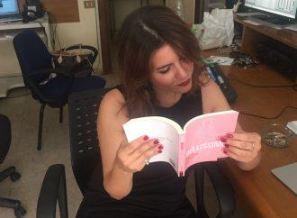 La scrittrice tarantina Flavia Piccinni al Salone del libro